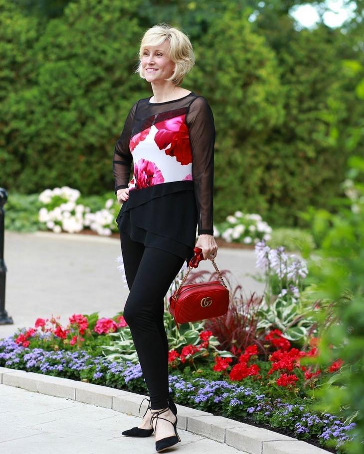 Базовый гардероб для женщин за 50 : 27 потрясающих вариантов для весны
