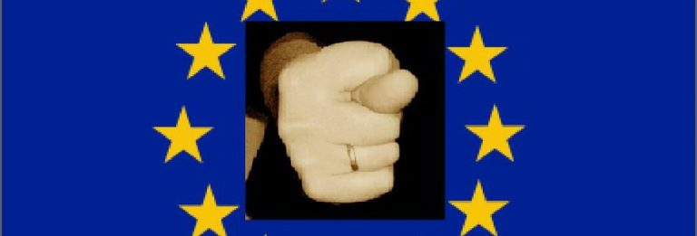 Украина получила отлуп от ЕС