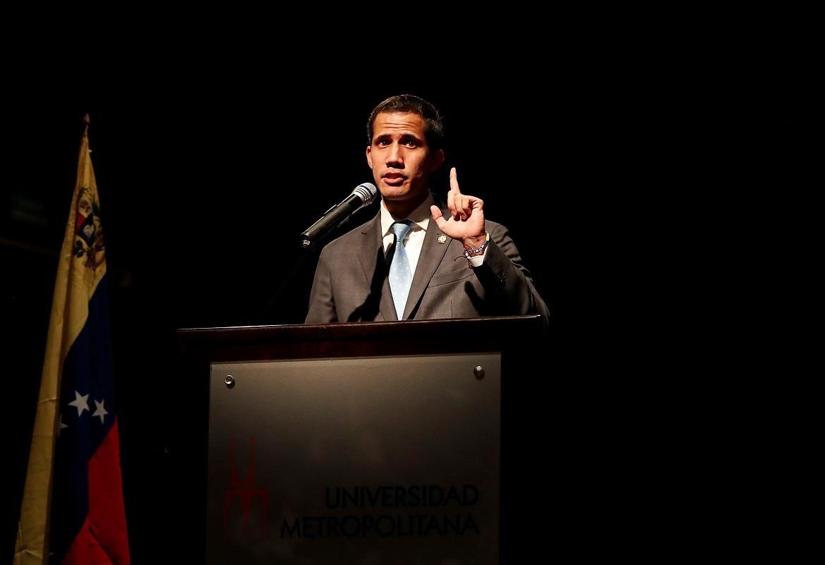 Новые факты из биографии Гуайдо: венесуэльский самозванец годами шел к госперевороту
