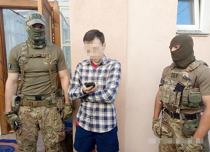СБУ обвиняет журналиста Муравицкого в «подстрекательстве» и «манипуляции сознанием»