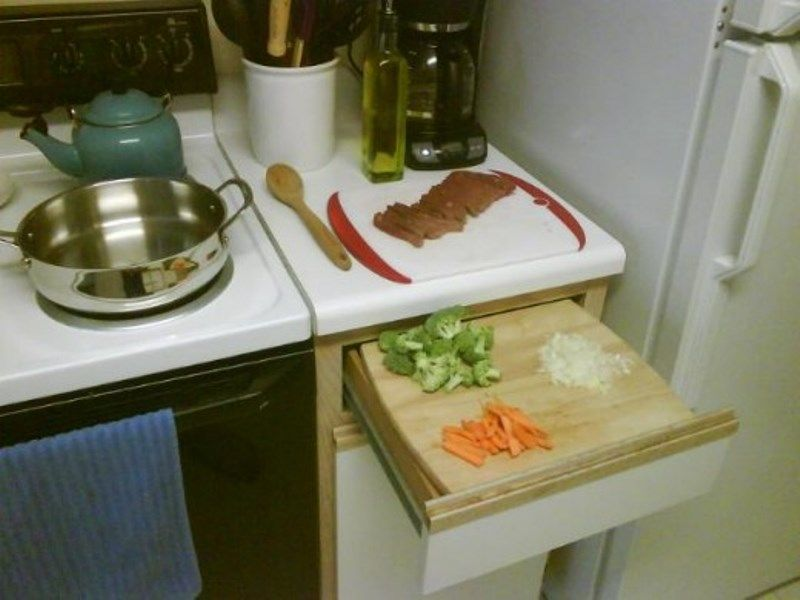 Полезные лайвхаки для вашей кухни