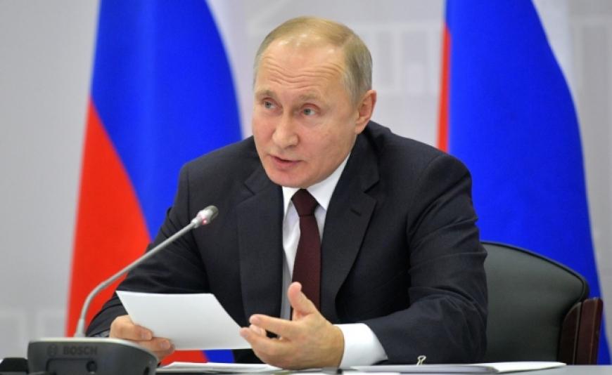 Народный учитель года Пильдес: Путин - гарант счастливого будущего детей России