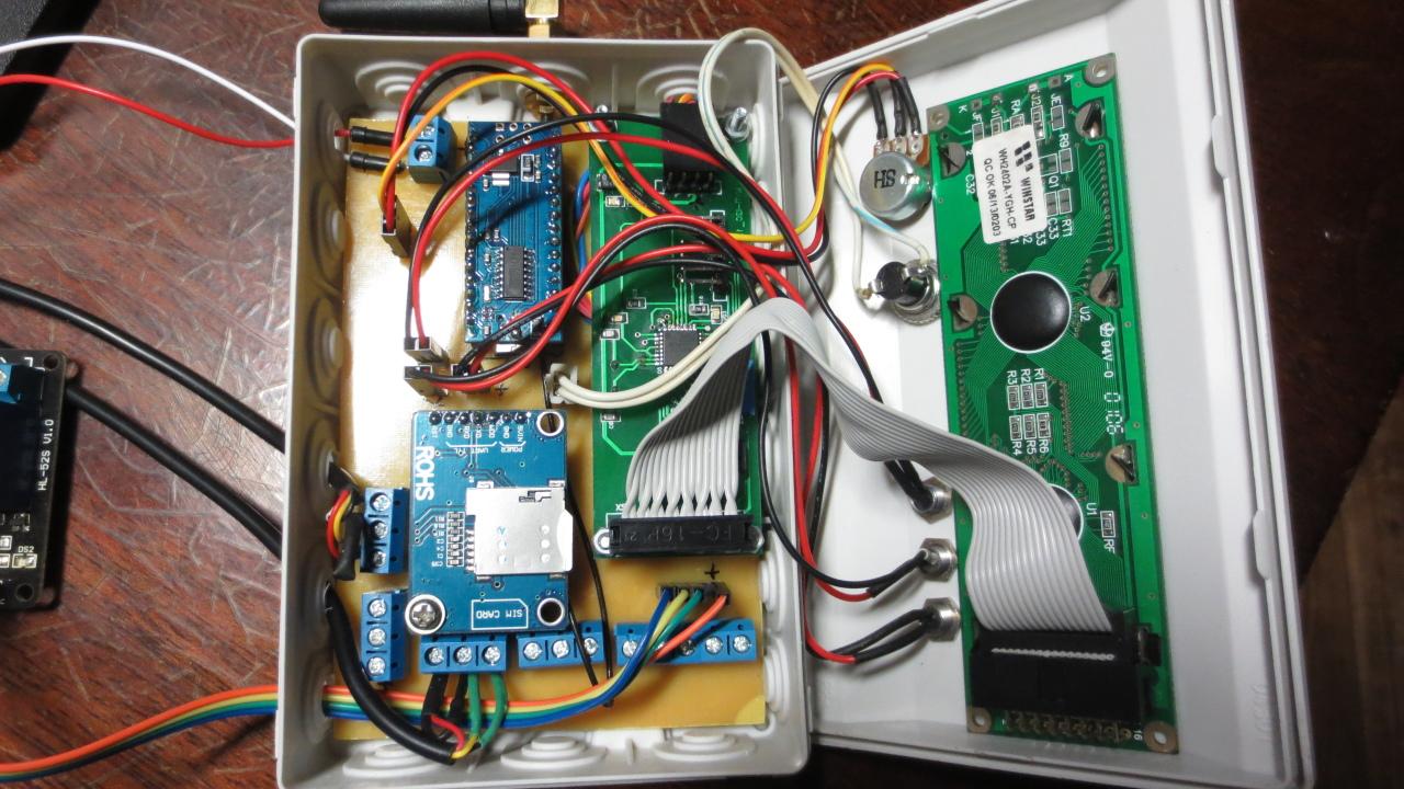 Автоматизация дачного обогрева «своими руками»