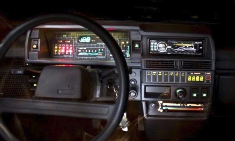 Как АвтоВАЗ пытался сделать электронную панель приборов