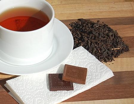С чем полезно всего пить чай?