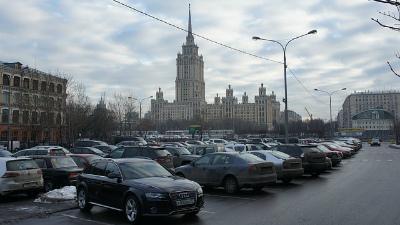 Тверскую улицу в Москве перекроют для реконструкции