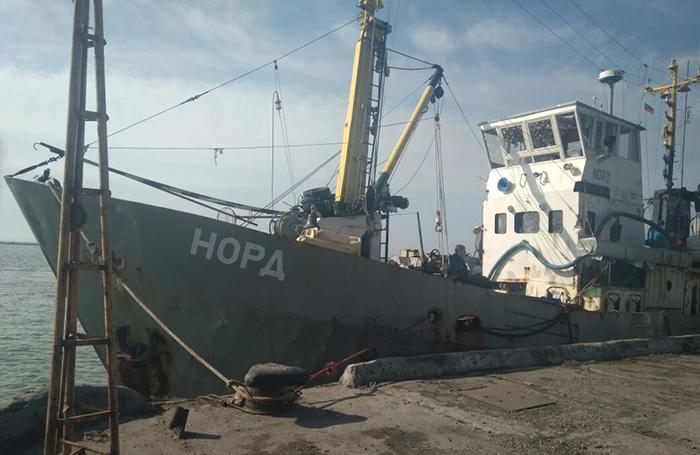 «Тактика уколов». Украина изъяла российское судно «Норд»