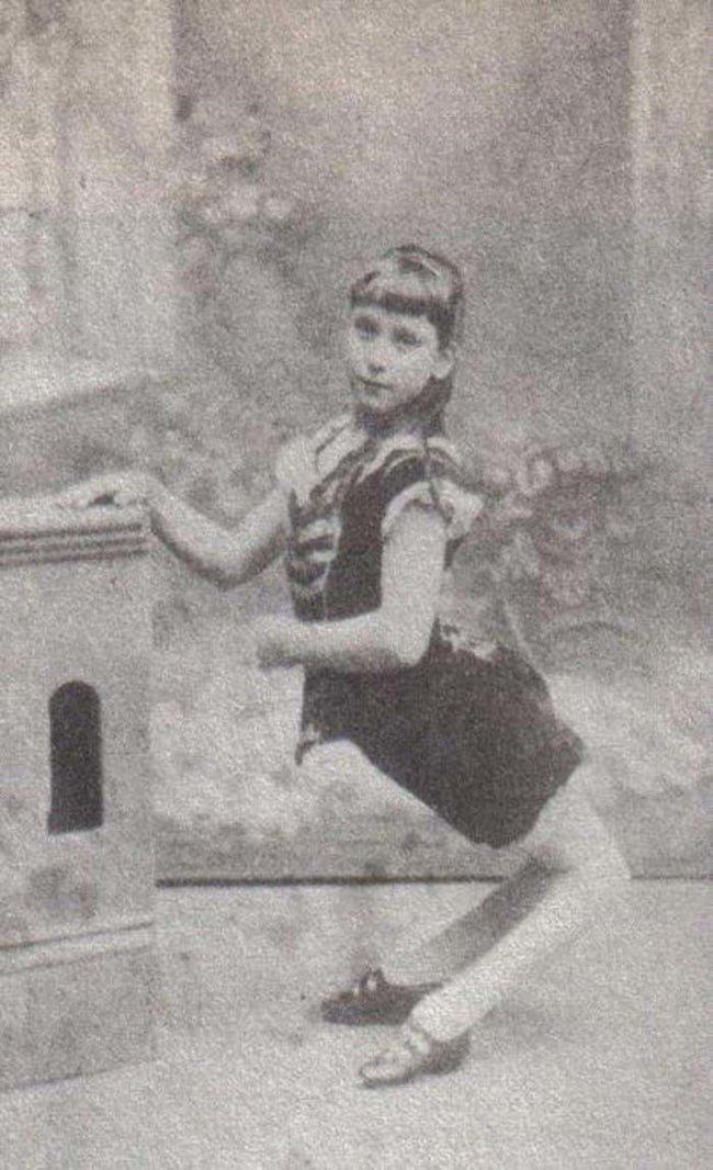 Элла Харпер. Её называли ещё девушкой-верблюдом интересное, прошлое, фото, цирк
