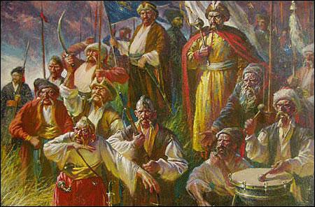 Украинцами ли были украинские казаки?