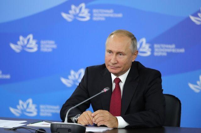 Путин заявил о превосходстве новейшего российского оружия над зарубежным