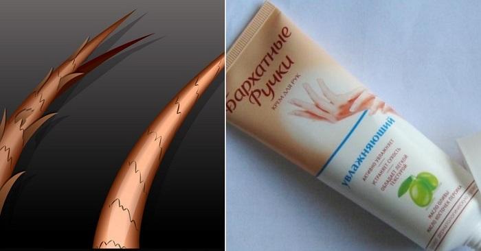 «Бархатные ручки»: расчеши волосы и выдави на руку. Клянусь, такого результата я точно не ожидала!