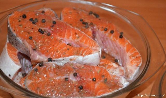Солим рыбу вкусно и оригинально!