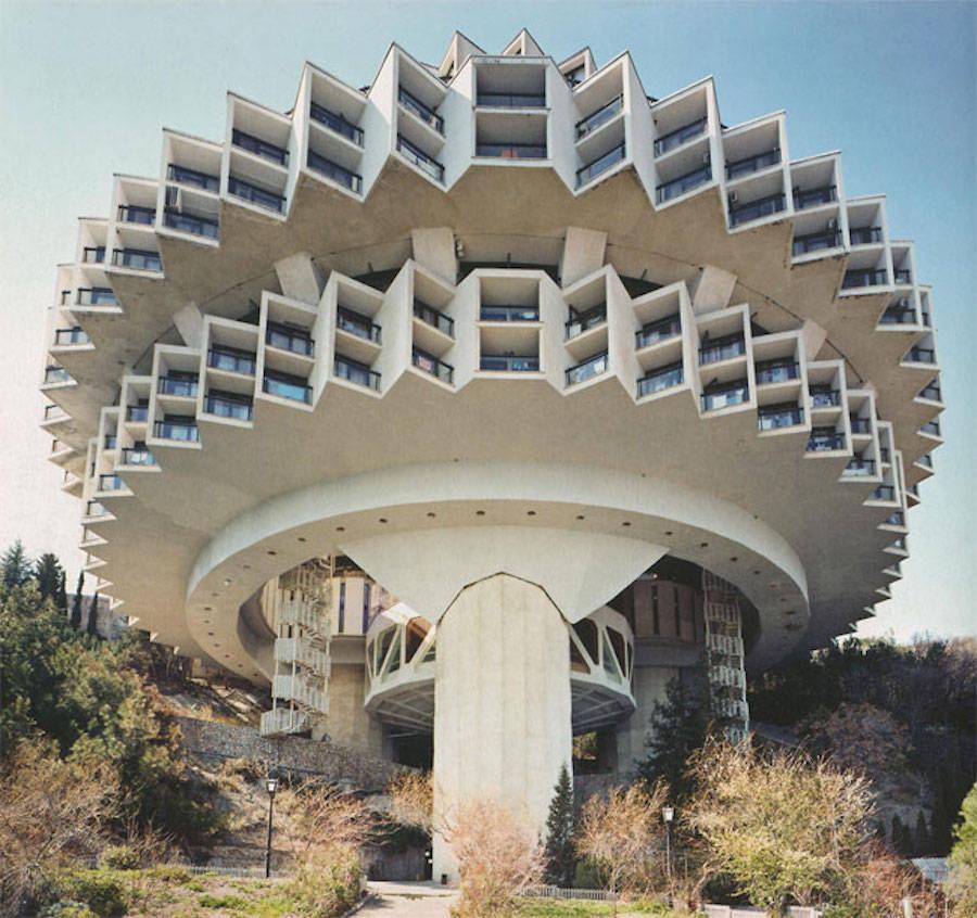 Советская футуристическая архитектура: каким видели будущее лучшие архитекторы СССР