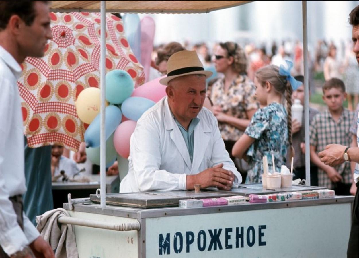 Георг Одднер в Советском Союзе - 5