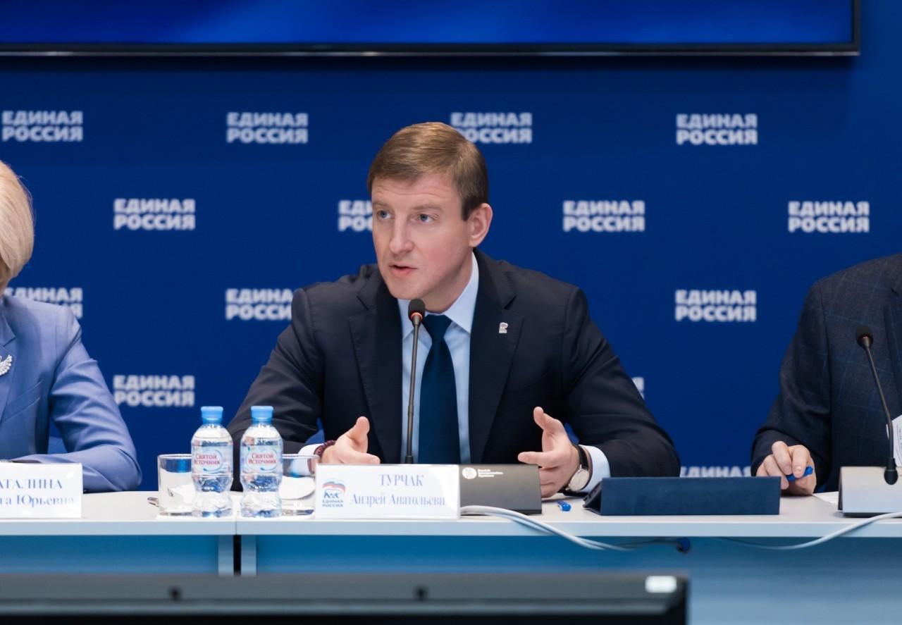 Год с Турчаком: новая тактика партии власти