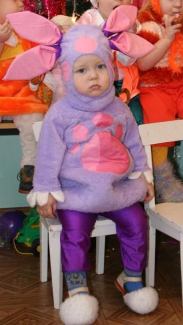 Новогодние костюмы для малышей своими руками 79446069505
