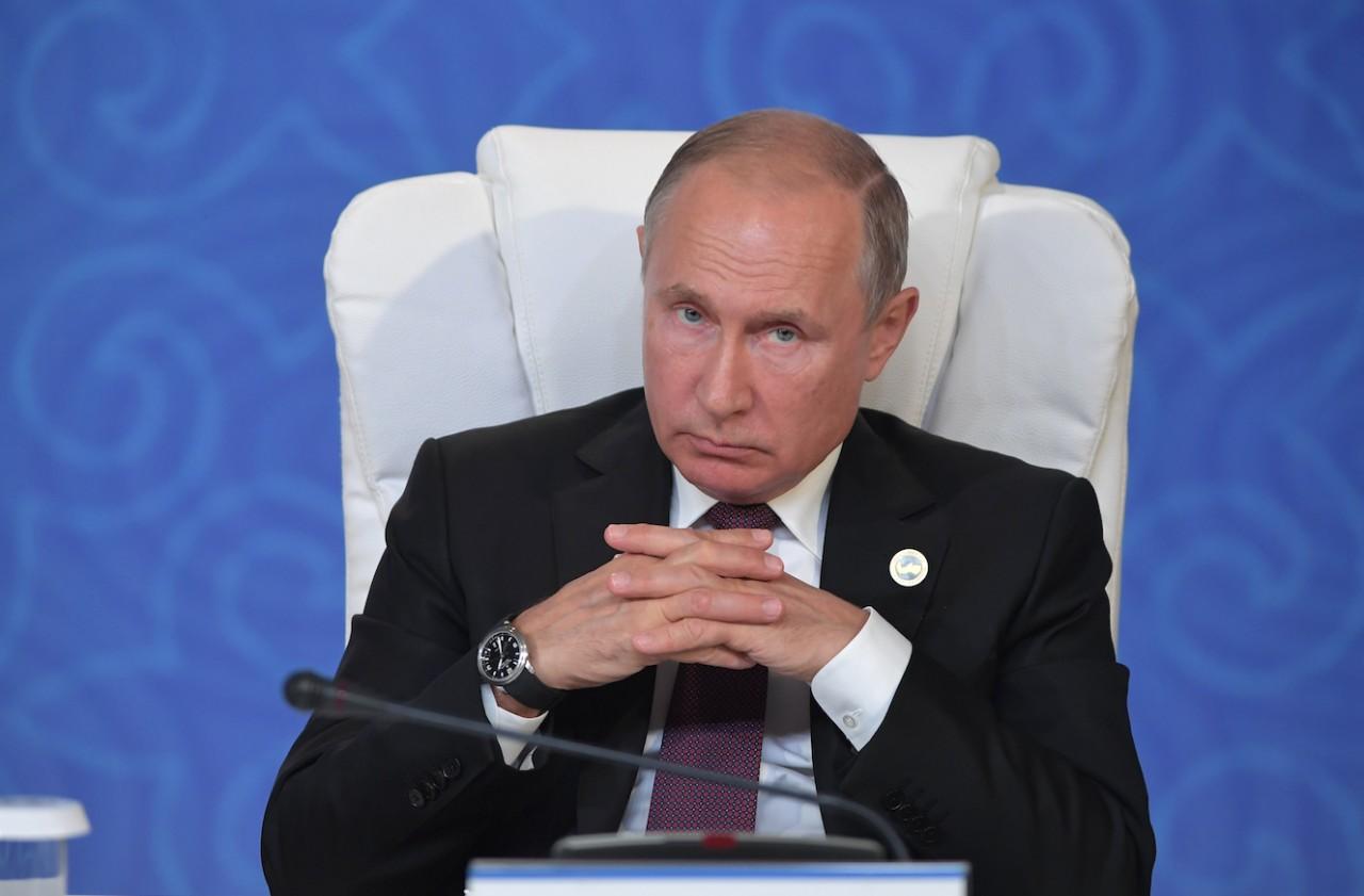 """Заметят все"". Путин рассказал об ответе России на крушение Ил-20 в Сирии"