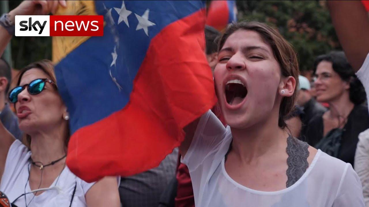 США готовят кровавые провокации в Венесуэле