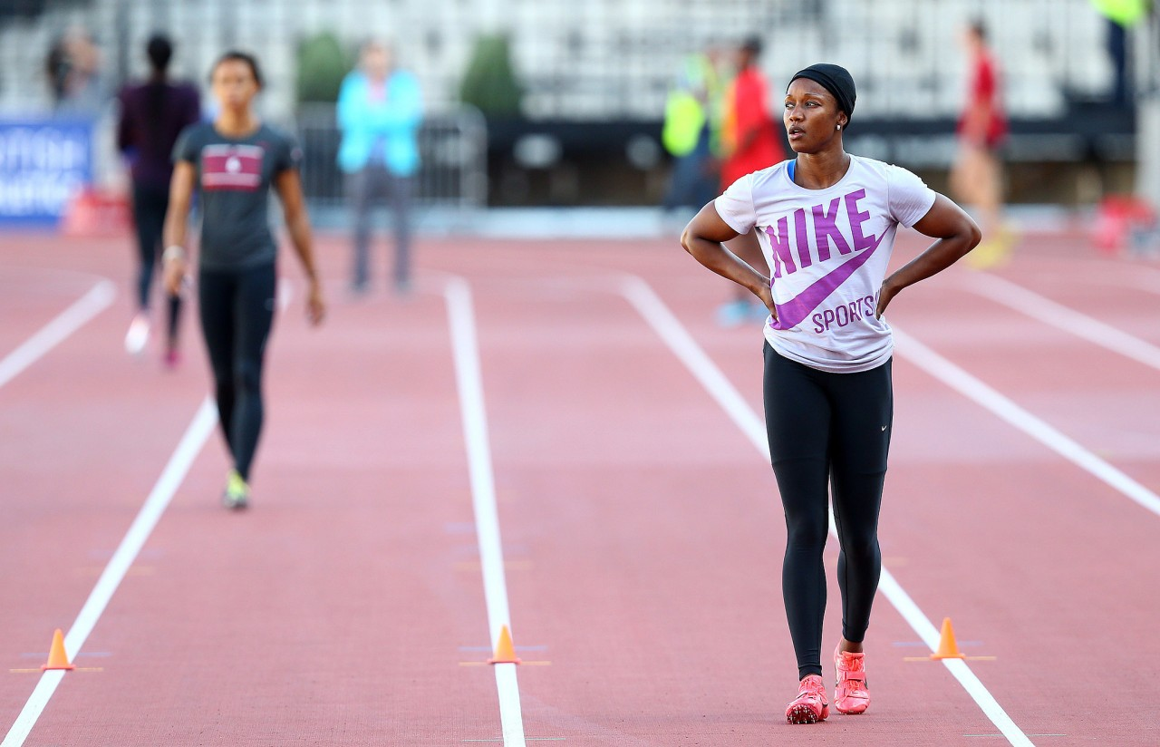 How the Fastest Woman in the World Kills Every Workout