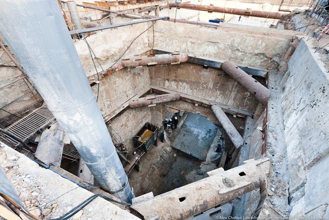 Как строят метро