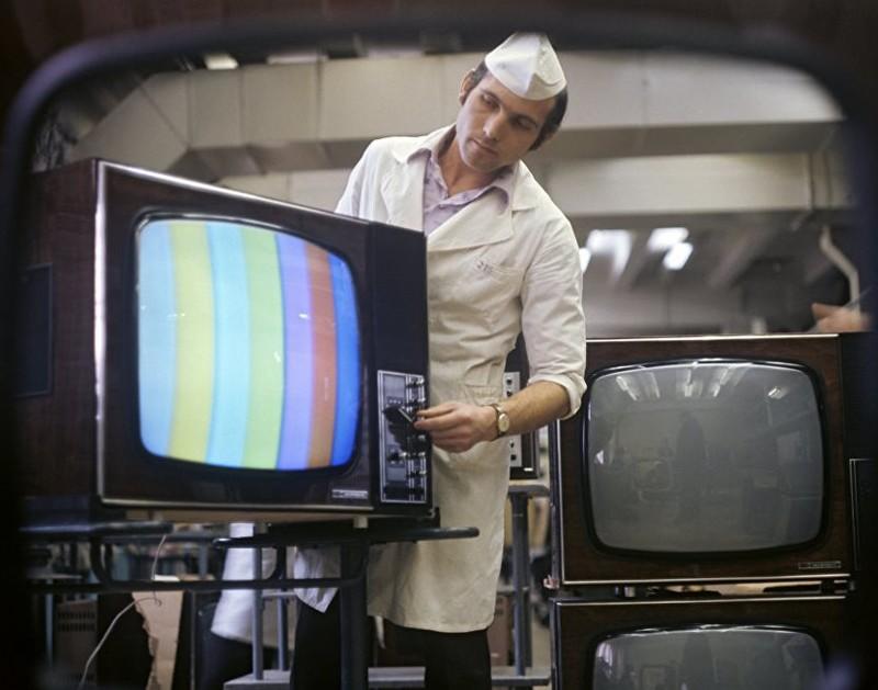 Чембыли опасны советские телевизоры