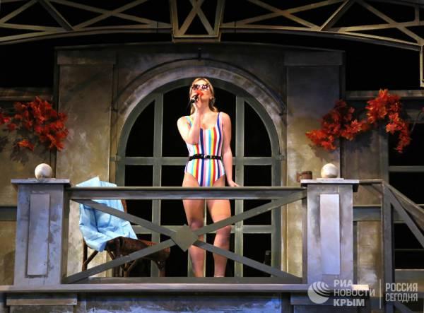 Новый театральный сезон открывается в столице Крыма