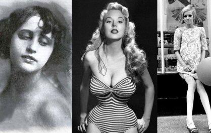 Обзор — как менялись стандарты женской красоты от древности и до наших дней