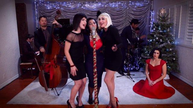Last Christmas в винтажном стиле