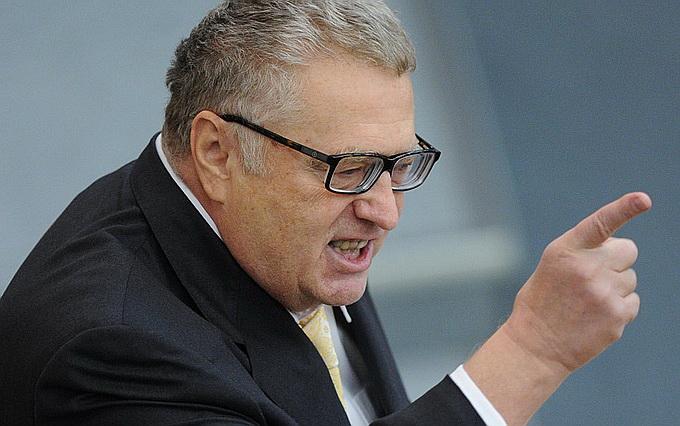 Жириновский: Россия должна увеличить население за счет уезжающих с Украины
