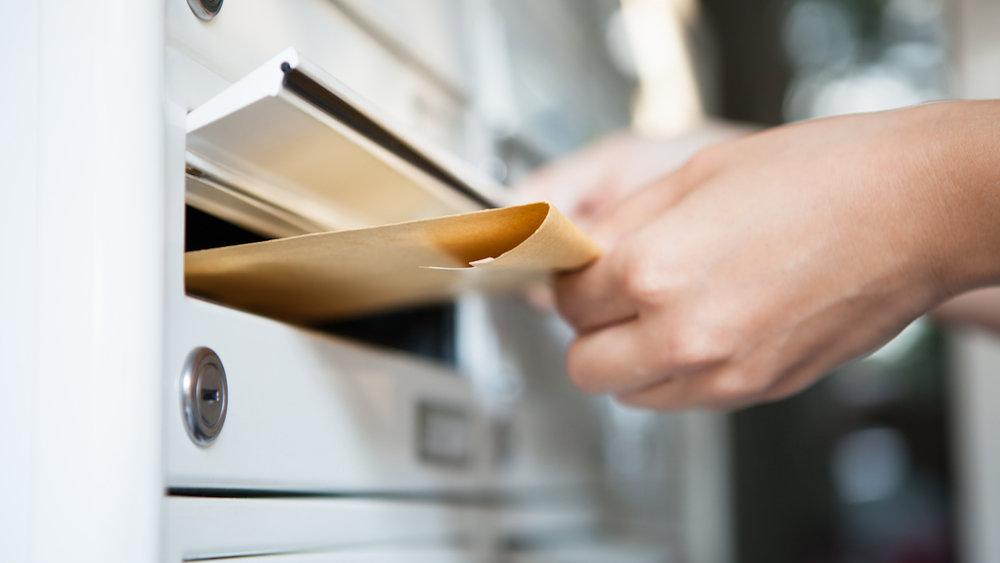 Пользователь придумал, как получать push-уведомления о бумажной почте