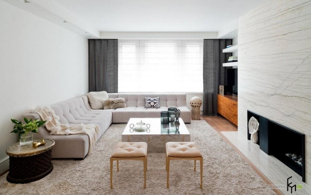 Дизайн квартир 2015: свежие идеи и перспективные направления