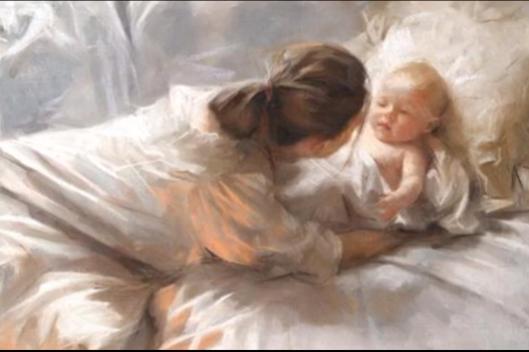 ПРИТЧА НЕДЕЛИ. Любовь Матери