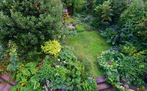 Как создать идеальный сад. Эффективная планировка