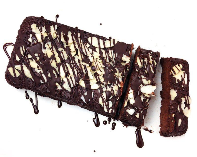 Изображение рецепта Шоколадный кекс с баклажаном