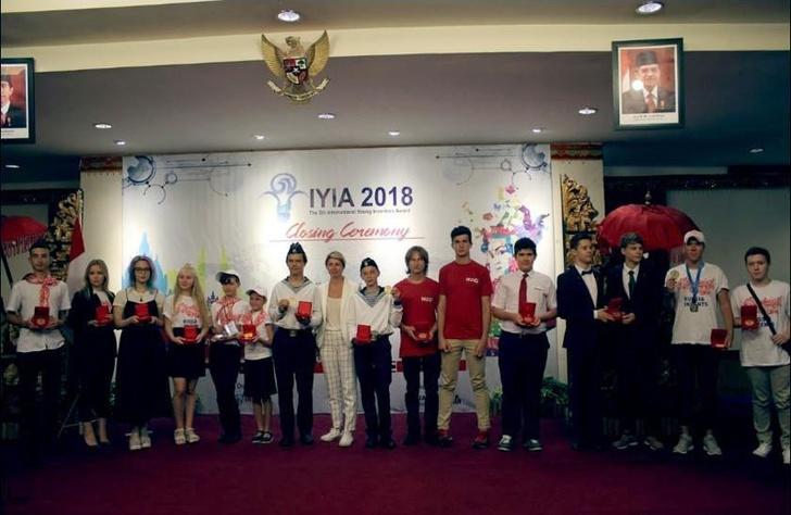 Российские школьники завоевали 12 золотых медалей на Международной выставке юных изобретателей.