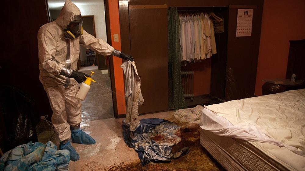 Каково это: быть уборщиком помещений после убийств