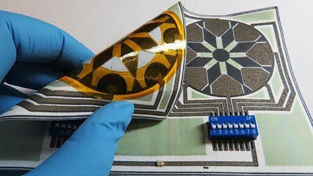Бумажные батареи и грязная вода как новый источник энергии