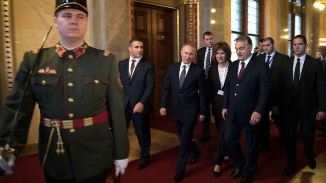 Польша озабочена хорошими отношениями между Россией и Венгрией