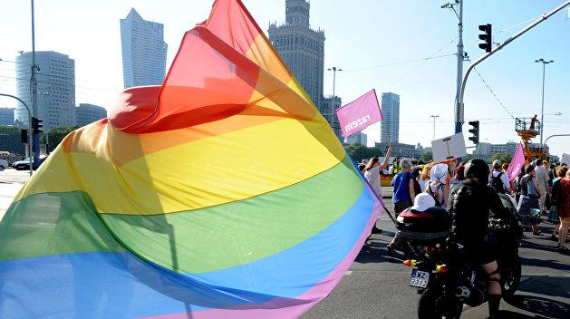 Мэр Варшавы одобрил совращен…