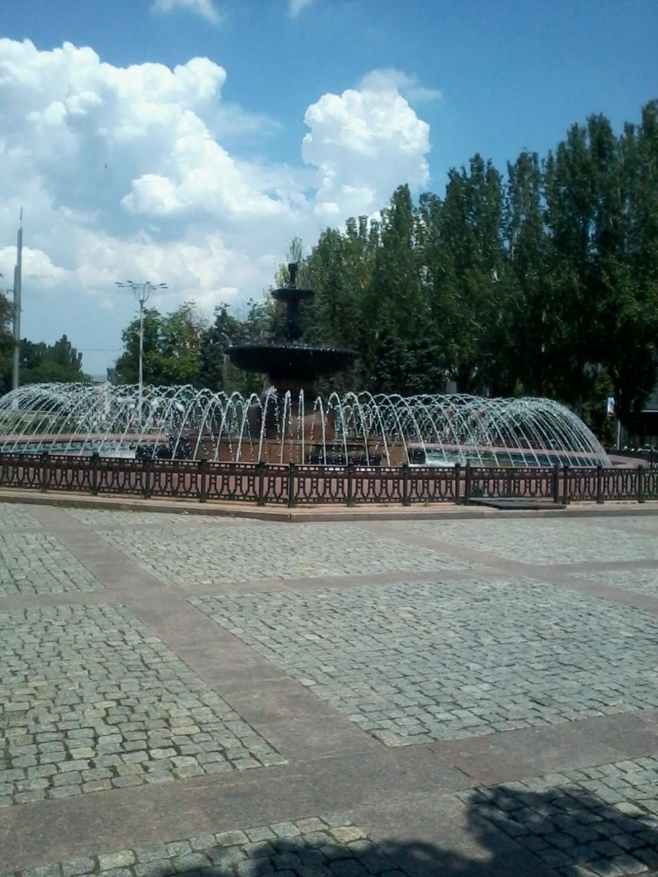 Донецк – лето…