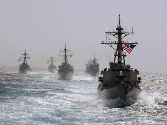 Топилка выросла? Второй флот США выдвинулся топить ВМФ России