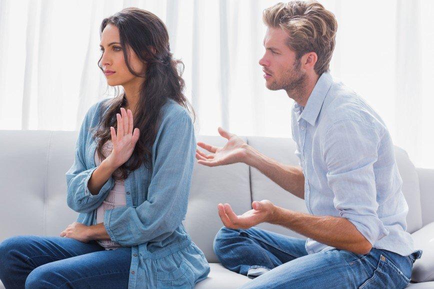"""""""Ой, все!"""": женские фразы, которые раздражают мужчин"""