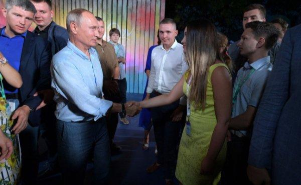 Культурное наследие и важная миссия: Путин направил приветствие участникам и гостям Дельфийских игр