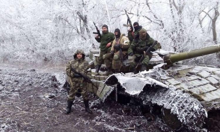 Новороссия: сводки от ополчения Новороссии 07.01.2015, карта боевых действий в Новороссии (ФОТО, ВИДЕО)