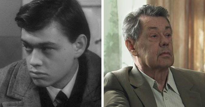 Николай Караченцев, 72 года «И снова май!» (1968) — «Белые росы. Возвращение» (2014)