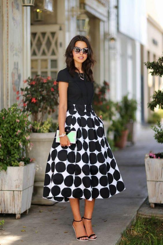 Выбор элегантности: 25 сногсшибательных вариантов юбки с завышенной талией