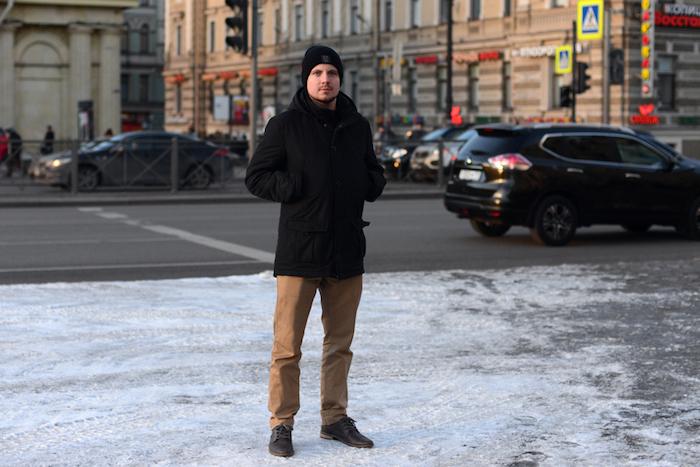 Американец о жизни в Санкт-П…