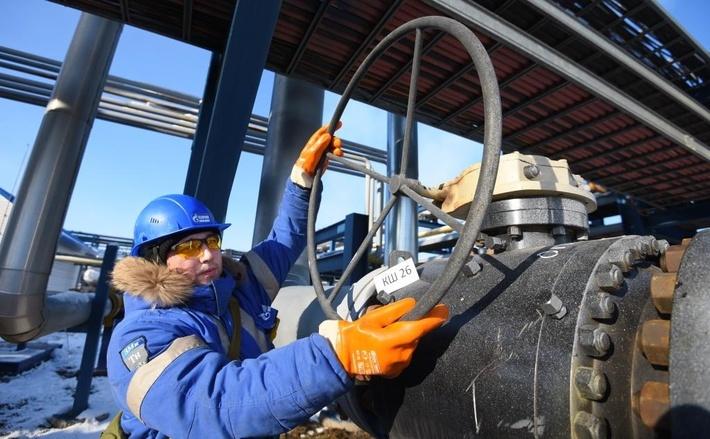Газпром нефть начала промышленную эксплуатацию ГТИ Восточного участка Оренбургского месторождения