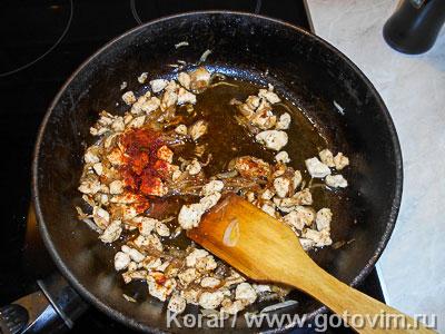 Салат из картошки по-корейски (Камдича), Шаг 05