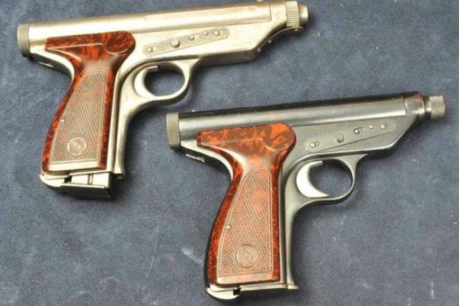 Самый опасный пистолет для самозащиты: запрещен везде